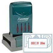 66210 Xstamper VersaDater 'Paid' Date Stamp