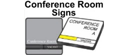 Conference Room Signs