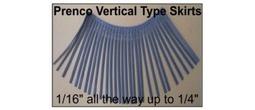Prenco Vertical Line Skirt Sets