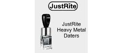 Justrite Heavy Duty Metal Frame Daters