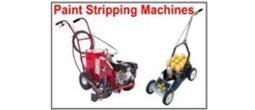 Paint Striping Machines