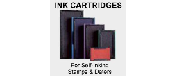 Replacement Ink Pads for all brands of Self-Inkers
