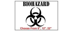 Biohazard Stencils