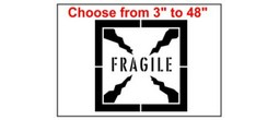 Fragile Symbol Stencils