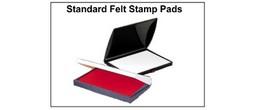 Standard Felt Stamp Pads