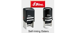Shiny Printer Daters & Numbering Band Stamps