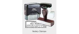 Notary Public Self-Inking Stamp
