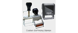 Self-Inking Stamps - Custom