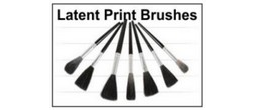 Latent Print Powder Brushes