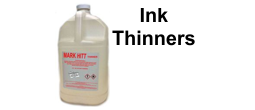 Thinners and Ink Reactivator, From 8oz to 1 Gallon