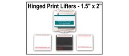 Hinged Print Lifters - 1.5