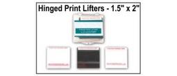 Hinged Print Lifters - 1.5