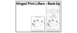 Hinged Print Lifters - Back-Up