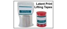 Latent Print Lifting Tapes