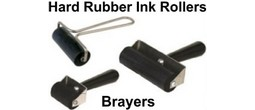 Paste Ink Rollers / Brayers