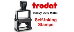 Trodat Heavy Duty Professional Stamp