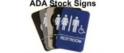 ADA Stock Signs