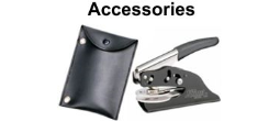 Embossing Seal Accessories
