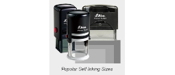Most Popular Self Inking Stamps