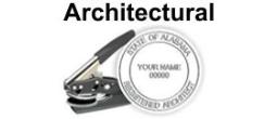 Architectural State Seals, EMBOSSER