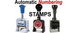 Automatic Consecutive Numbering Machines