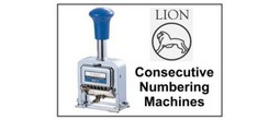 Lion Consecutive Numbering
