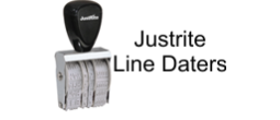 Pullman Line Dater Stamps