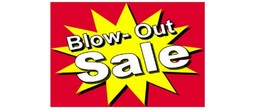 Blow-Out Sale on Spray Paint, Ink & Chalk