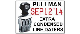 Pullman XCPD - Extra Condense Daters