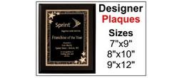 Premier Designer Plaques