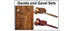 Gavels and Gavel Sets