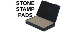 Stone Stamp Pads