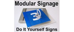 Modular Signage - Do It Yourself