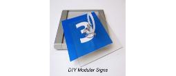 Modular Signage - Do It Yourself