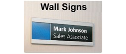 Modular Wall Signs