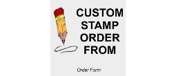 Stamp Ordering Form