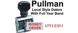 Pullman Local Style Daters with Full Year