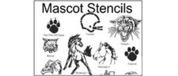 Mascot Stencils