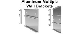 Multiple Signs Wall Bracket Frames