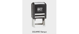 2000 Plus Square Printer Stamps
