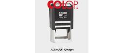 2000 Plus Square Printer Stamps