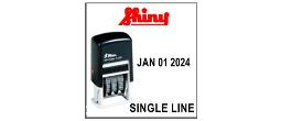 Shiny Printer Line Dater