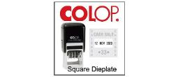 2000 Plus Square Printer