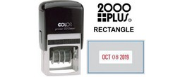 2000 Plus Rectangle Printer