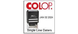 2000 Plus Line Dater Printer