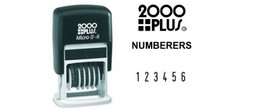 2000 Plus Mirco Numberer Printer