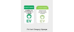 EV Charging Sation Signage