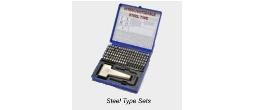 Interchangeable Steel Type Sets