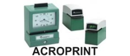 Acroprint Time Clocks