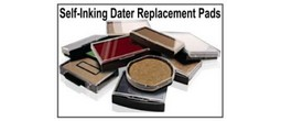 MaxStamp Daters Replacement Pads